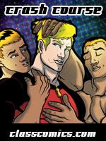 Class Comics - Erotic Gay Comics!