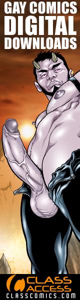 Class Comics - Erotic Digital Gay Comics!