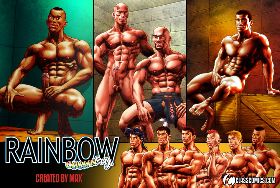 The Men of Rainbow Country