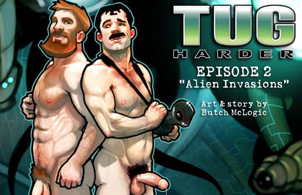 Tug Harder #2