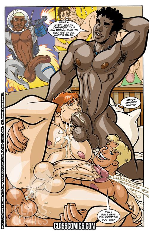Порно комиксы гей онлайн