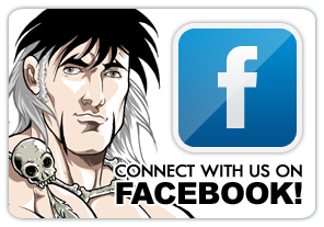 Keep in touch on Facebook!