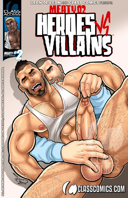 Big gay man nipples