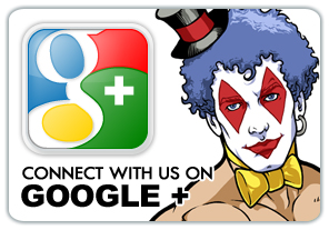 Keep in touch on Google+