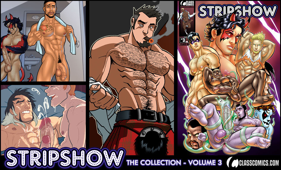 Stripshow the Collection Volume 3