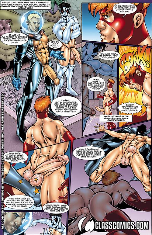 Naked Justice 2  Pdf  Class Comics-3619