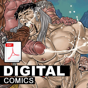 DRM Free Digital Comics