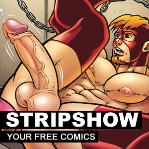 Stripshow: A free monthly comic!
