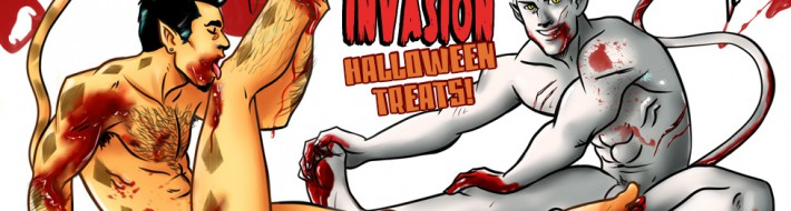 "Eric L has good Halloween Advice: ""ON HALLOWEEN NIGHT, FREE THE DEIMOS INSIDE!"""