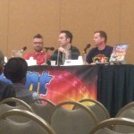 Our Bent-Con Panel!