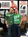 Patrick and Fraser at Bent-Con!