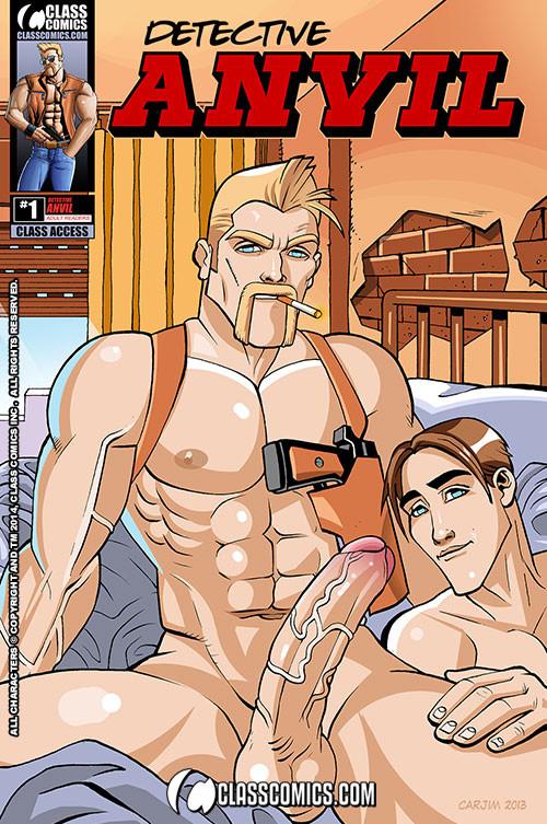 Gay men hole