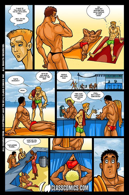 Gay Dick Comcs 88