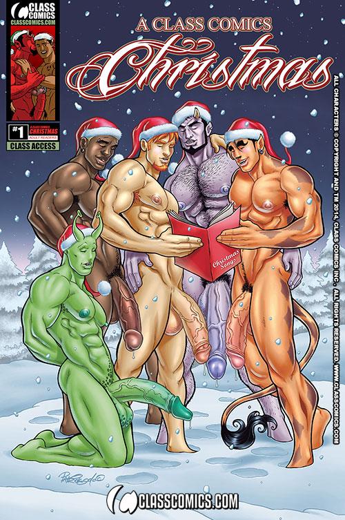 A Class Comics Christmas!