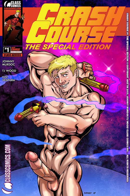 Crash Course #1 Special Edition Preview.