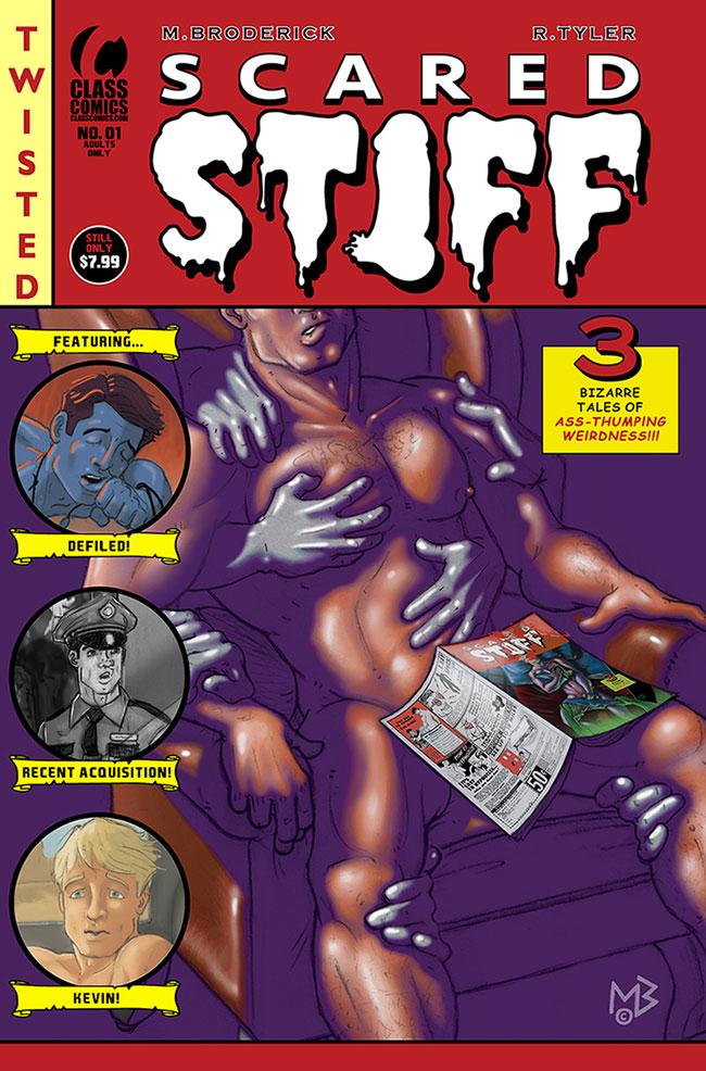 SCARED STIFF #1