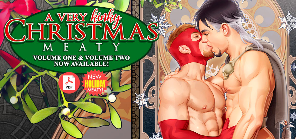 "The Class Comics ""A Very Kinky Christmas"" MEATY"