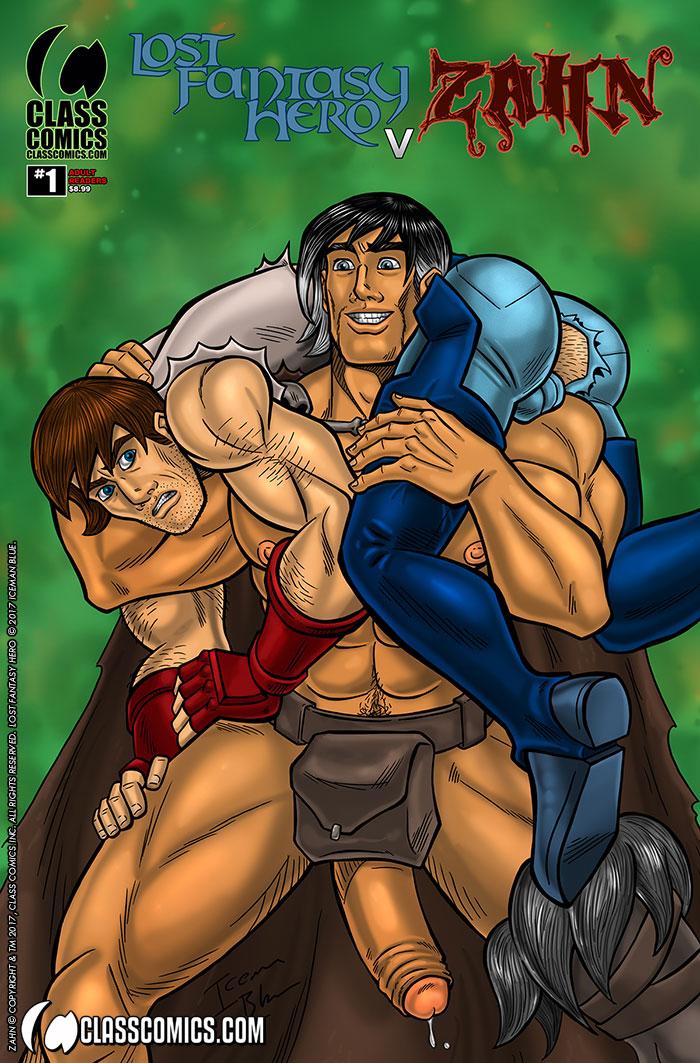 LOST FANTASY HERO v ZAHN #1