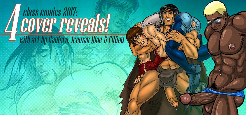 4 Cover Reveals.