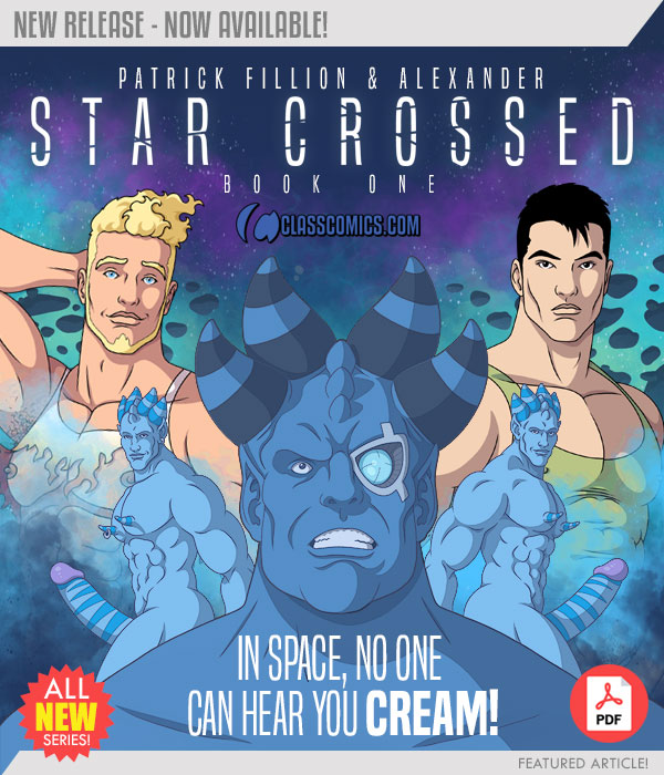 STAR CROSSED #1