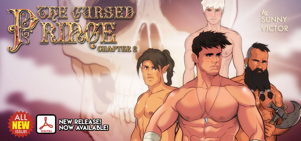 The Cursed Prince #2 is HERE as a Class Access Digital Exclusive!