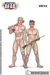Gage and Hayden Strip Part 3!