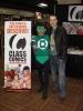 Patrick Fillion and the Green Lantern!