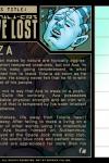Aza Bio from Love Lost!