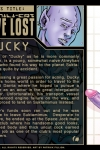 Ducky Bio from Love Lost!