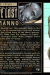 Imanno Bio from Love Lost!