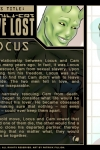 Locus  Bio from Love Lost!