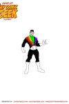 Gear Up the Gay Comic Geek Contest Entry 9