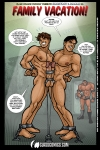 Ghostboy and Diablo #2 Preview Page