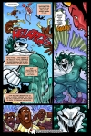 Ghostboy and Diablo #4 Preview Page