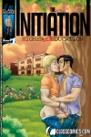The Initiation: Higher Sex Education Book #1