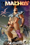 Planet of Machos Volume #1 by Rubo!