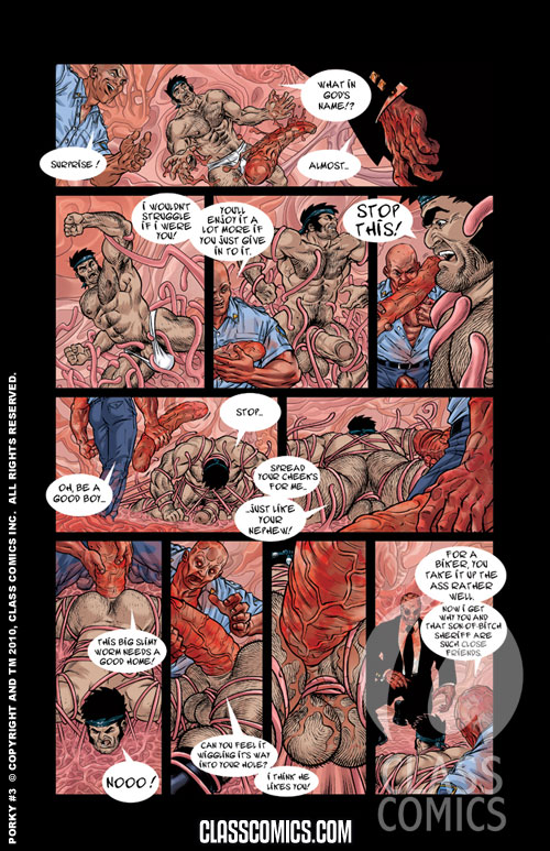 from Greyson gay comic porky