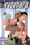 Ridehard #1 Cover