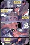 Ridehard #1 Sample page.