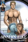 Sinner's Edge #1 by Marty King and Richie