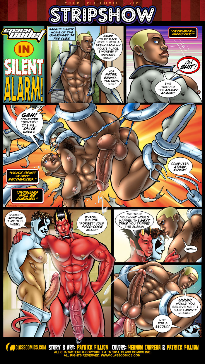Can Free adult comic strip
