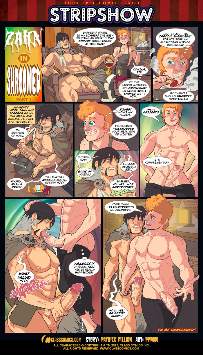 sexogay strip