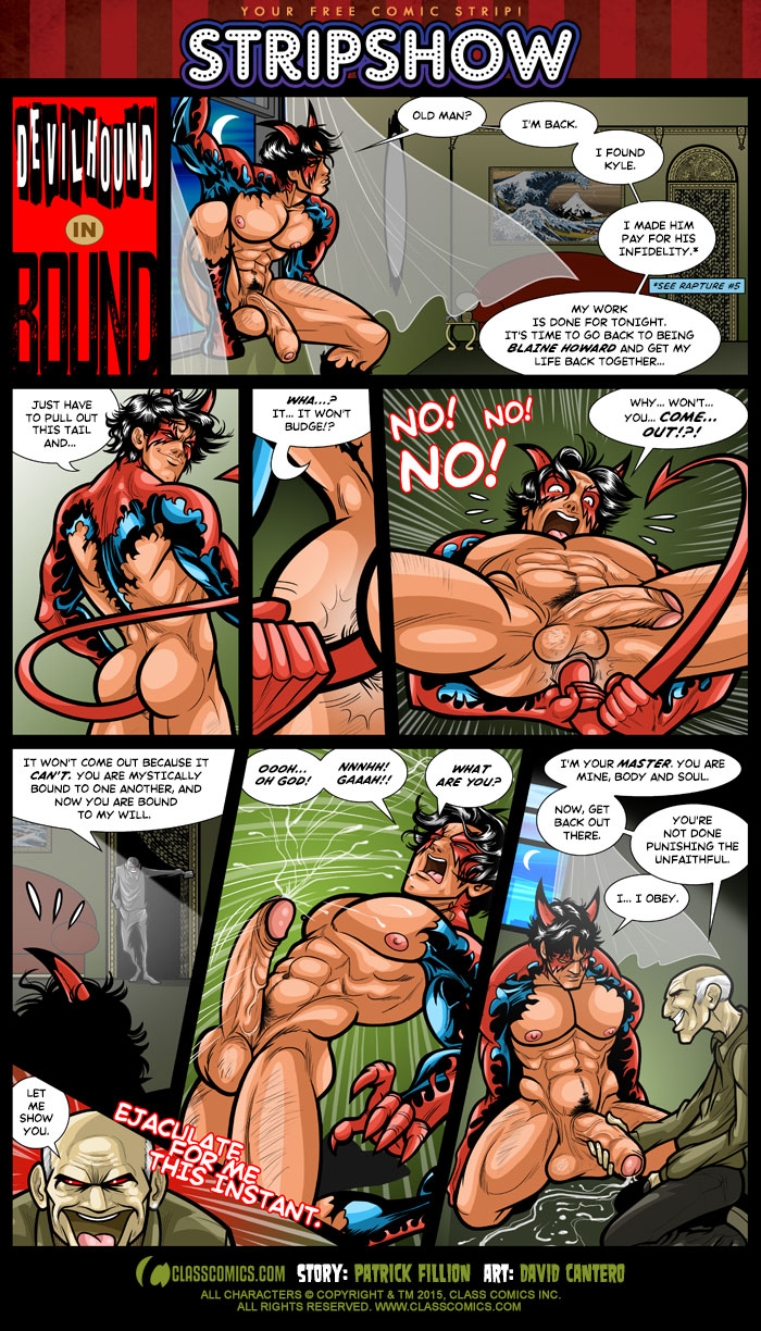 from Charlie gay comic strips sex