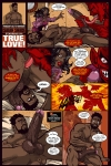 Isaiah Shade in True Love with art by Patrick Fillion!