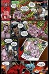 Deimos in Christmas Cream with art by Jacob Mott!