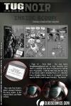 Tug Harder #1 Noir by Butch McLogic