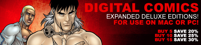 Class Access Secure Digital Comics... Delivered Quickly, Discreetly and Inexpensively!